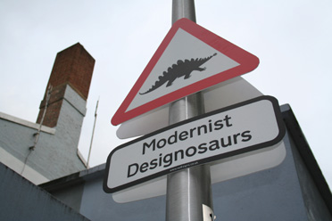 Modernist Designosaurs